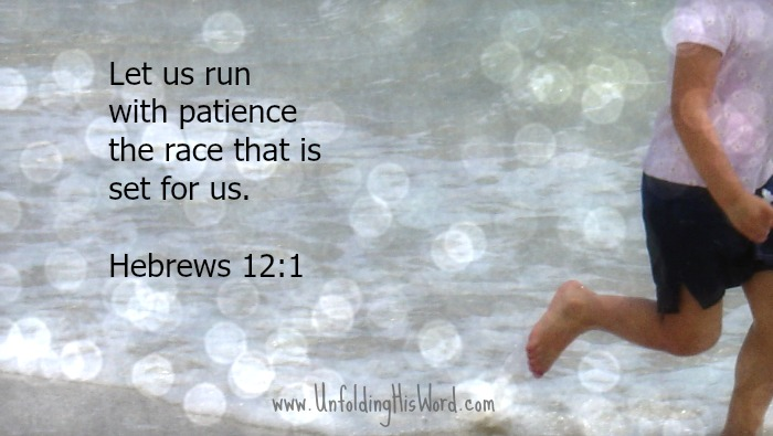 Running With Patience